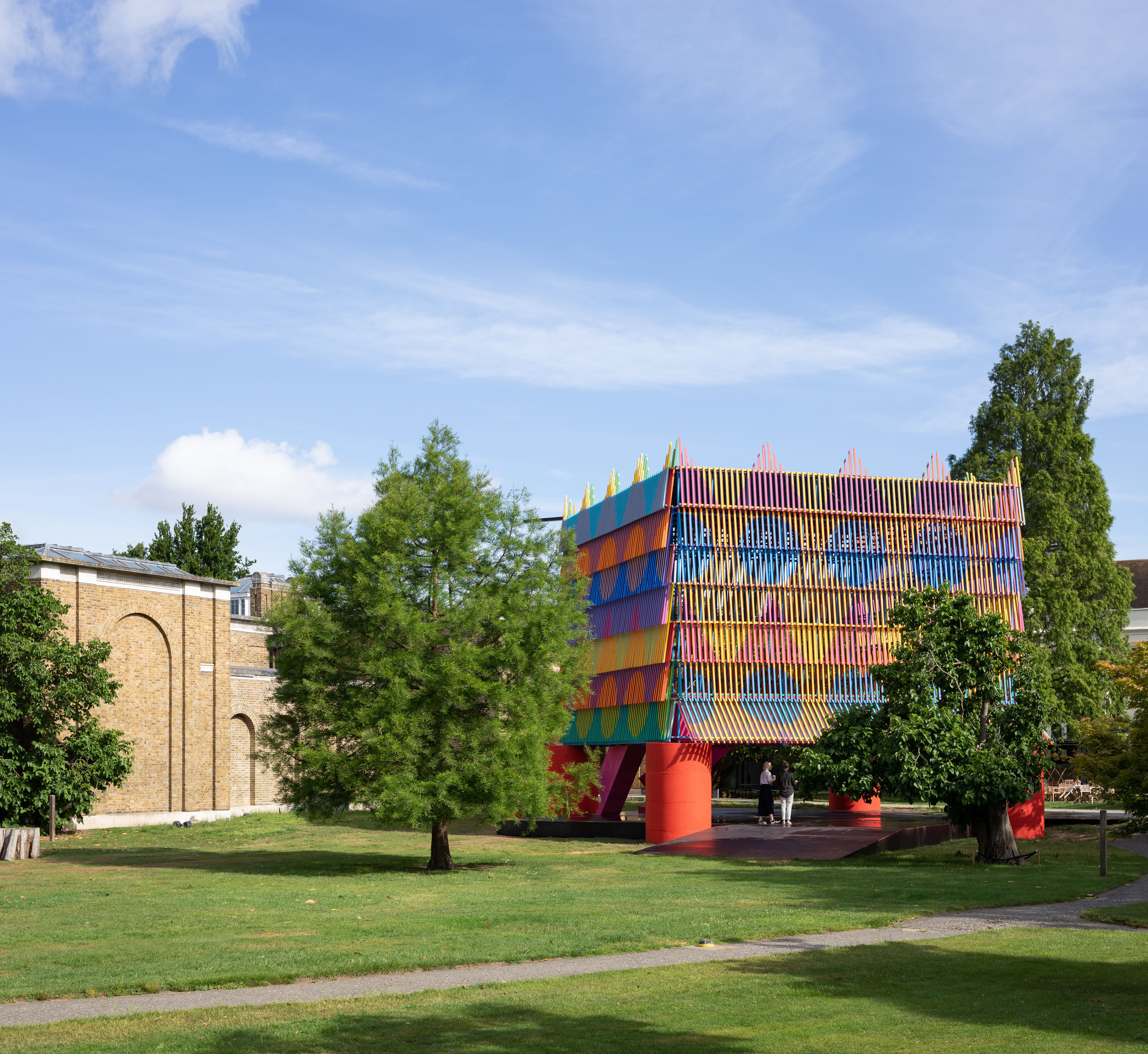 <p>The Colour Palace, Dulwich Picture Gallery, Dulwich, London. Photography © Adam Scott</p>