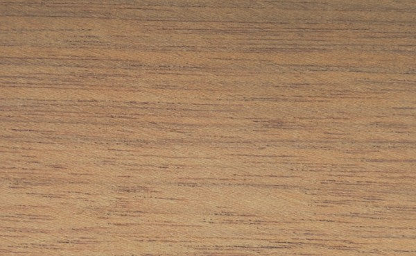 Andiroba: sanded only – no finish applied