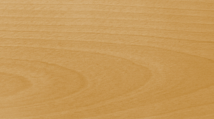 Birch, European: lacquered finish