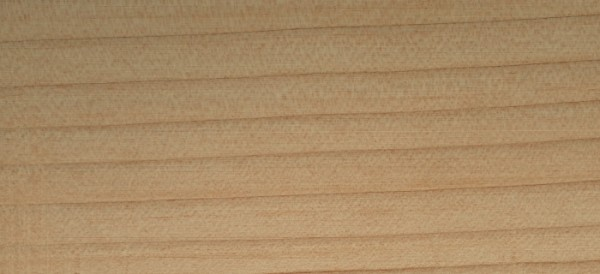 Cedar: sanded only – no finish applied