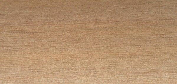 Cedar, Western red (imported): sanded only – no finish applied