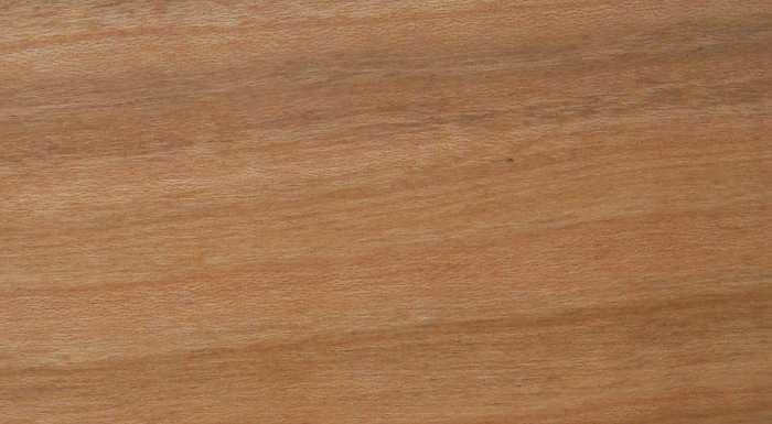 Cherry, American: lacquered finish