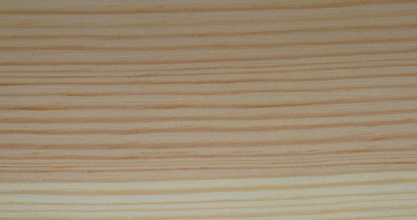 Redwood, European: sanded only – no finish applied