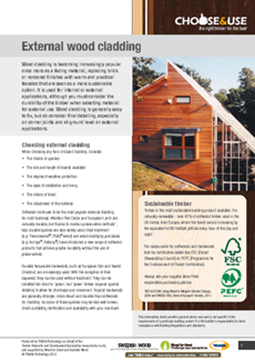 Timber Information, Publications and Technical Guidance