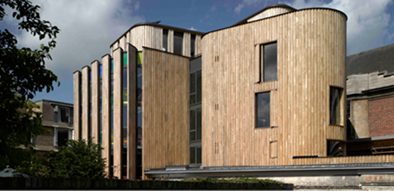 Learn more about cladding | Start here with TRADA