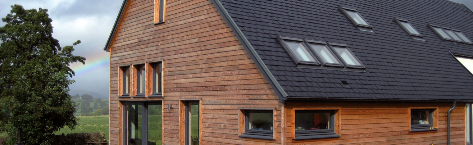 Learn more about timber frame | Start here with TRADA