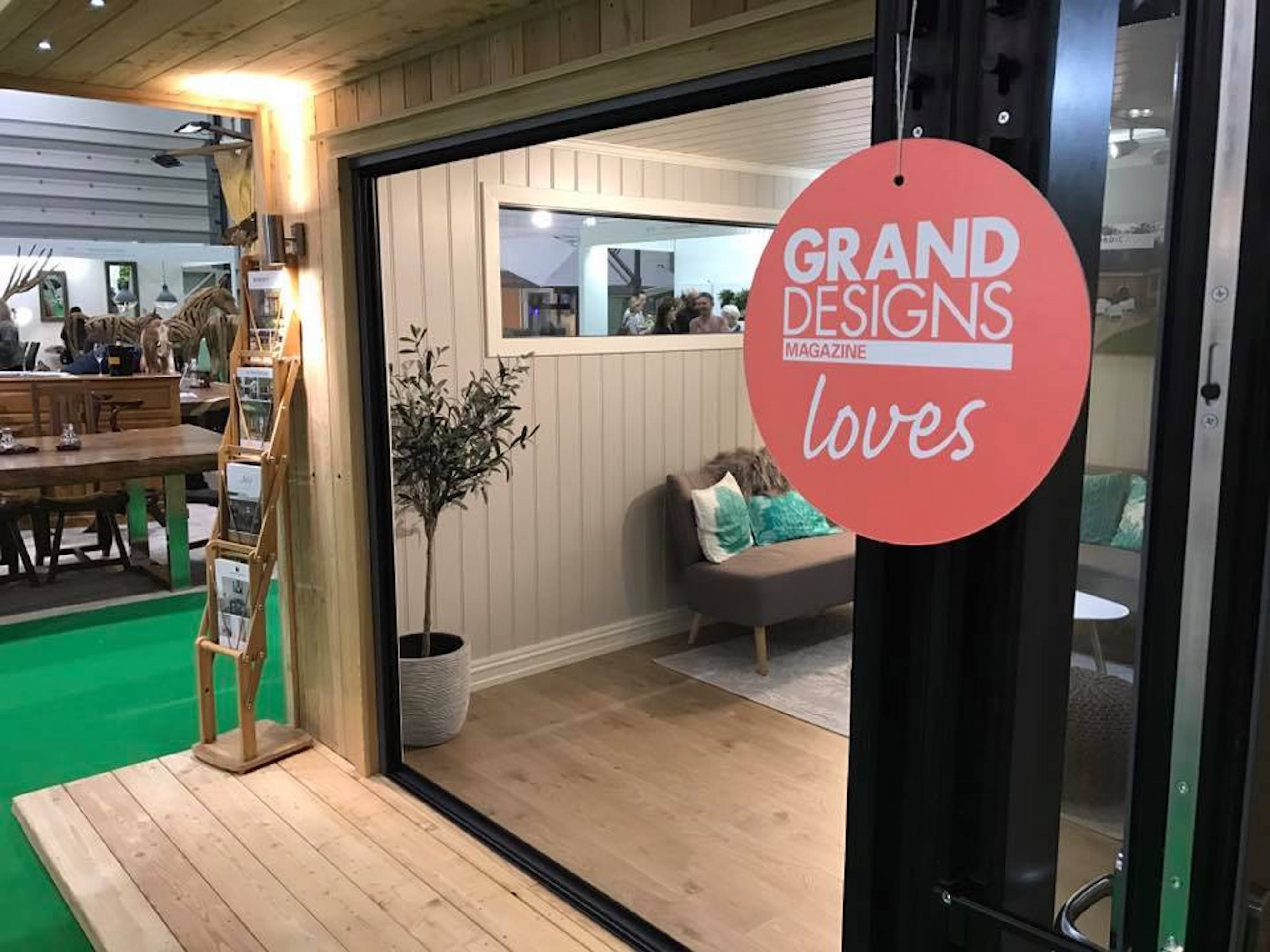 "Nordic Wood ""Best in Show"" at Grand Design Live"