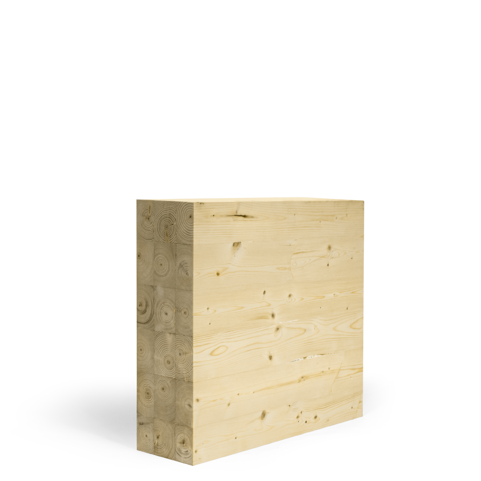 Nordic Lam glued-laminated timber