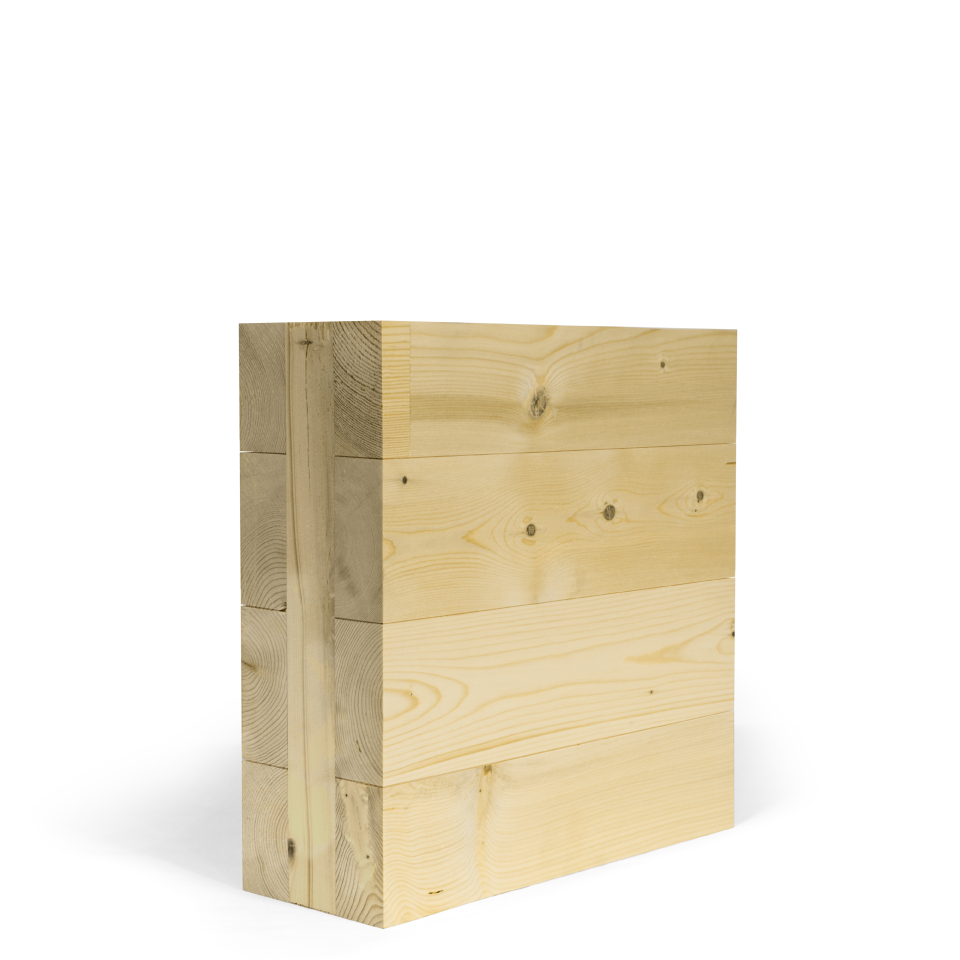 Nordic X-Lam cross-laminated tImber